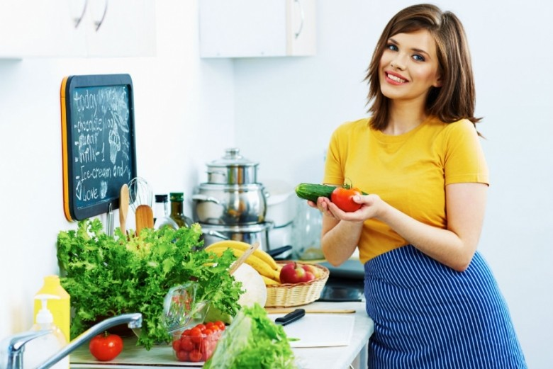 How to eat properly? Raw Vegetables for Weight Loss