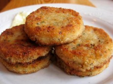 Grit Patties - Simple Recipe