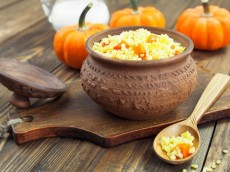 Healthy Pumpkin Porridge for Health