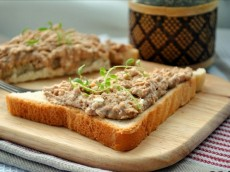 Healthy and Tasty Tuna Pate