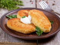 Crispy and Yummy Potato Cutlets