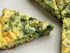 Healthy Omelet with Broccoli
